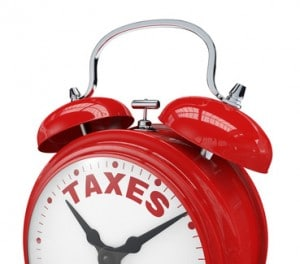 File Taxes On Time for Approval