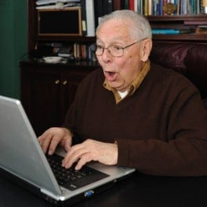 Senior Citizen Applying for a Mortgage