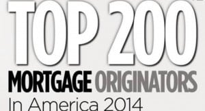Top 200 Loan Officers Nationally