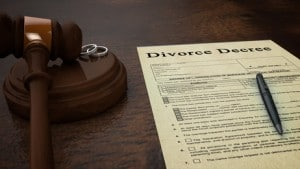 Divorce can be an extenuating circumstance when applying for a mortgage.