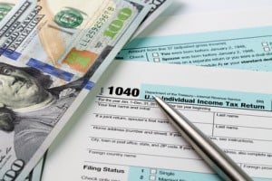 Tax Returns and Mortgage income