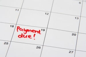 Late Payments and Credit