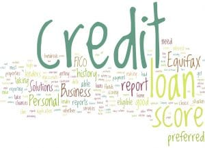 Different Credit Score with Mortgage Lender